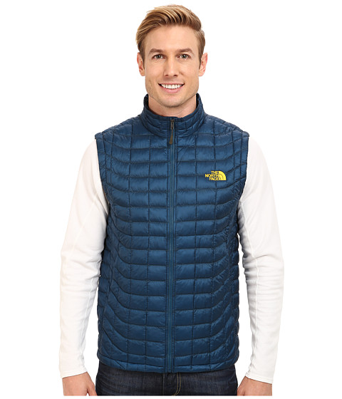 The North Face - ThermoBall Vest (Monterey Blue) Men