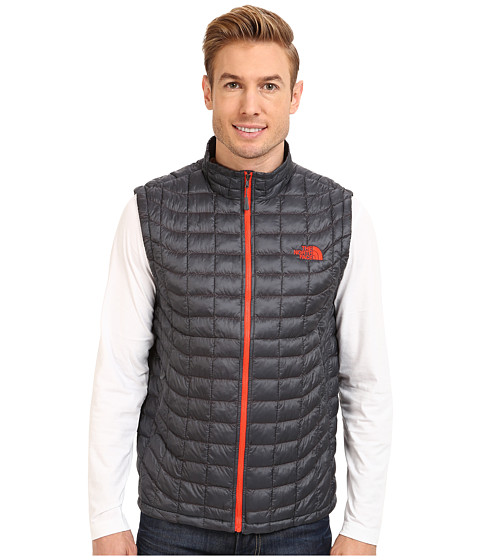 The North Face - ThermoBall Vest (Vanadis Grey) Men's Vest