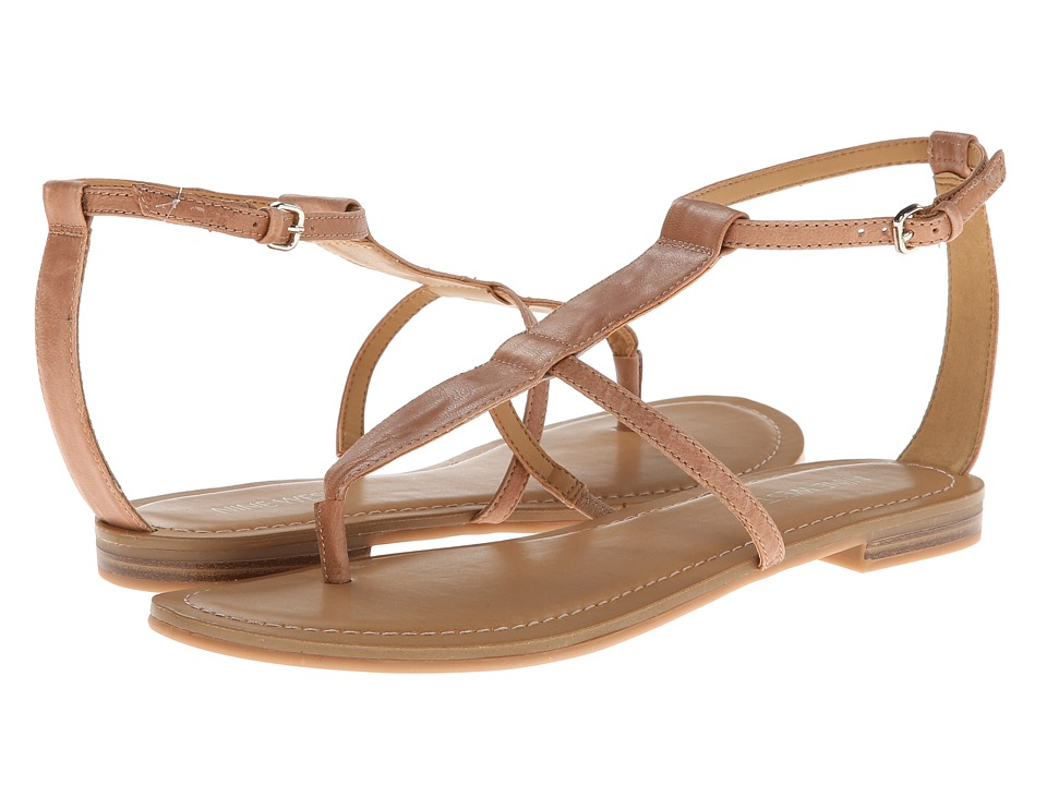 Nine West - Fischer (Natural Leather) Women's Sandals