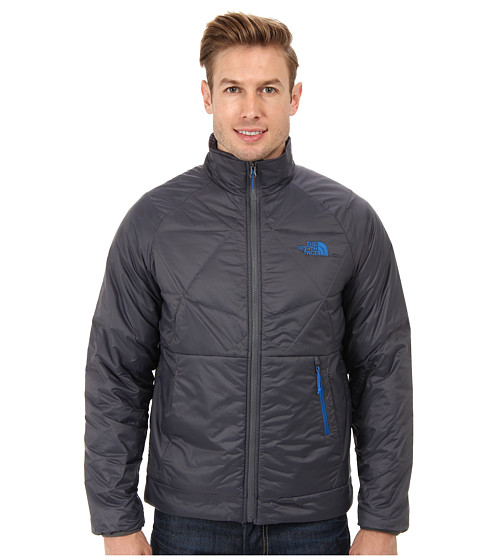 The North Face - Red Slate Jacket (Vanadis Grey) Men's Coat