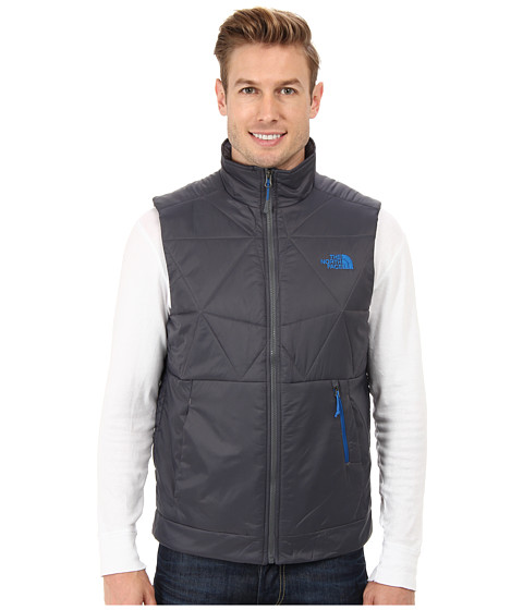 The North Face - Red Slate Vest (Vanadis Grey) Men's Vest