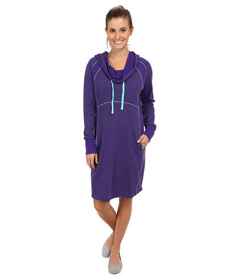 Columbia - Heather Hills Dress (Hyper Purple/Oceanic) Women's Dress