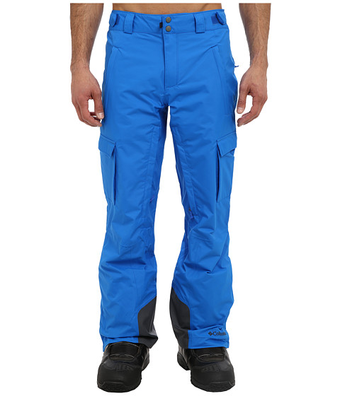 Columbia - Ridge 2 Run II Pant (Hyper Blue) Men