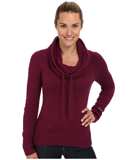 Columbia - She Pines For Alpine II Pullover (Dark Raspberry Heather) Women