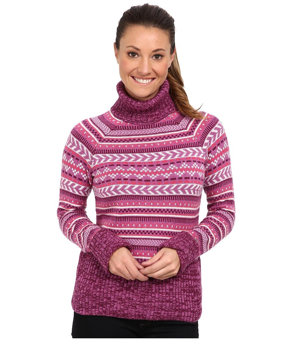 Columbia - Winter Worn II Turtleneck (Blossom Pink) Women's Long Sleeve Pullover