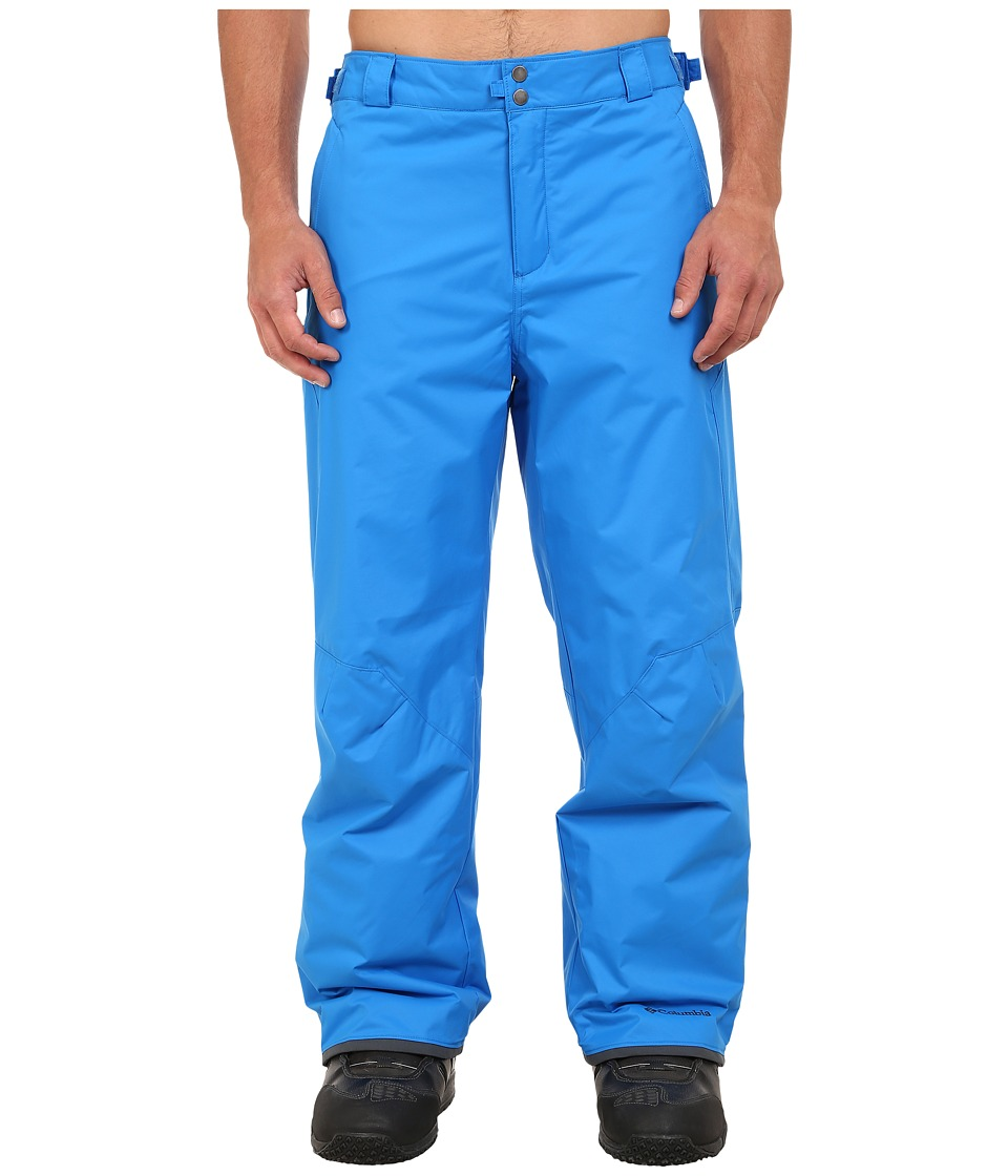 Columbia - Bugaboo II Pant - Tall (Hyper Blue) Men's Outerwear