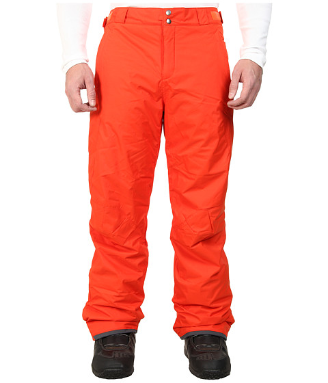 Columbia - Bugaboo II Pant - Tall (State Orange) Men's Outerwear