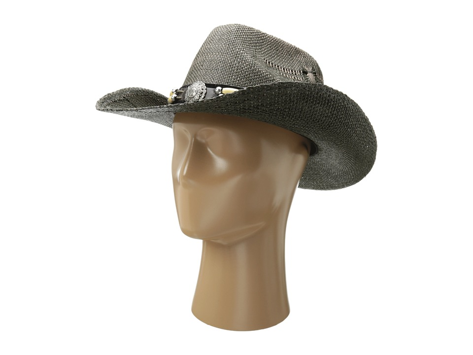 M&F Western - T71124 (Grey) Cowboy Hats