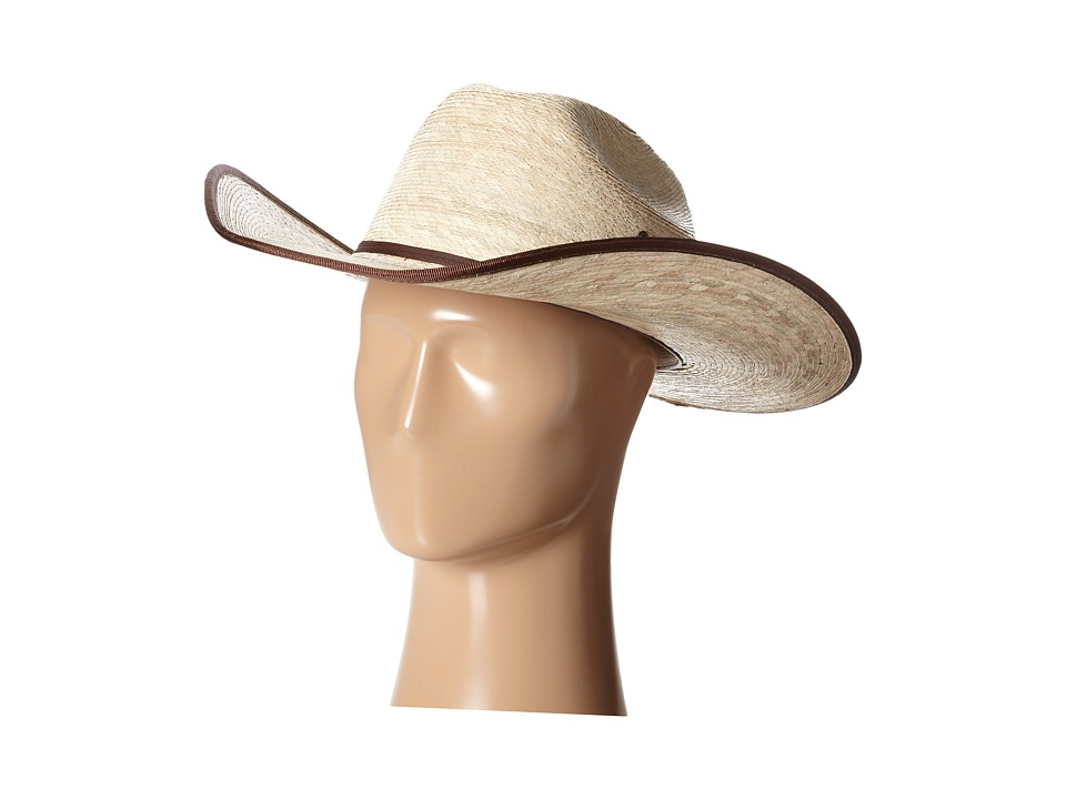 M&F Western - T73224 (Palma Natural) Cowboy Hats