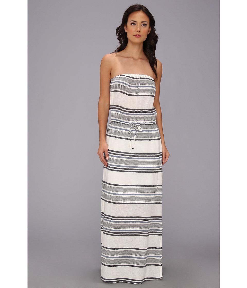 Soft Joie - Groovey B 5709-30929B (Indigo Blue/Dusty Blue) Women's Dress