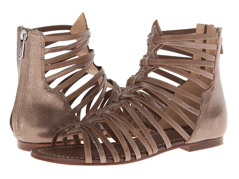 Belle by Sigerson Morrison - Alpina (Taupe Multi Leather) Women's Sandals