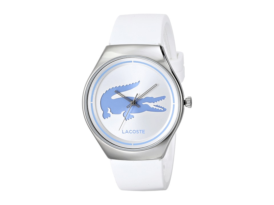 Lacoste - 2000839-VALENCIA (White/Blue) Watches