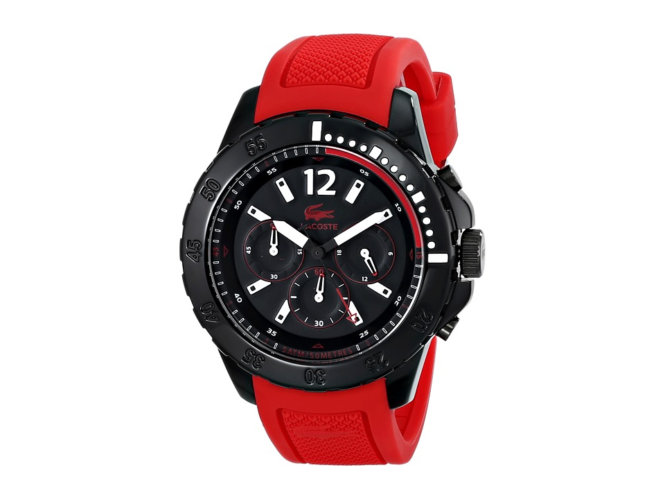 Lacoste - 2010738-FIDJI (Red/Black) Watches
