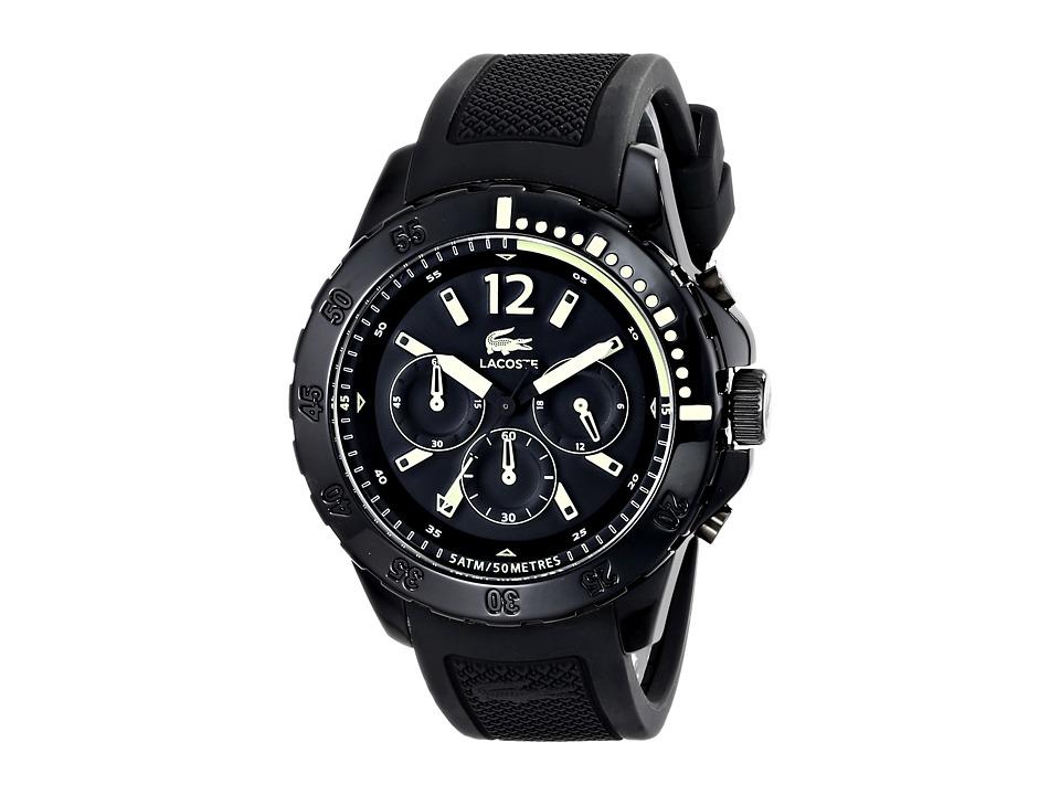 Lacoste - 2010740-FIDJI (Black 1) Watches