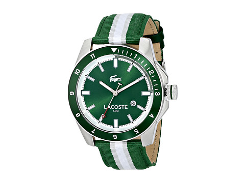 Lacoste - 2010736-DURBAN (Green/White) Watches
