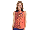 Jamie Sadock Lilly Sleeveless Top (Hokie Pokie)