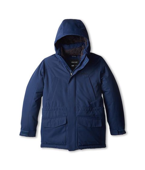 Marmot Kids - Boy's Bridgeport Jacket (Little Kids/Big Kids) (Dark Ink) Boy's Coat