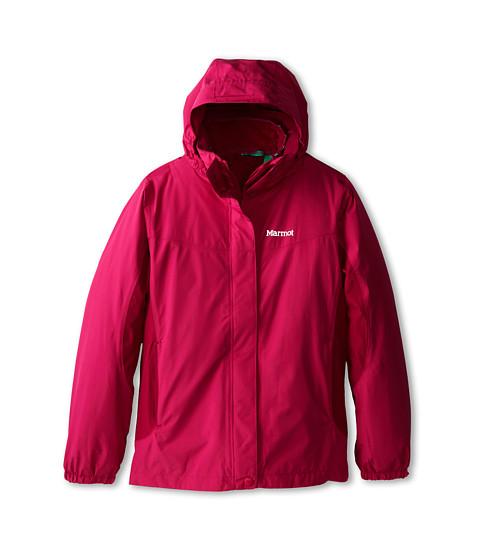 Marmot Kids - Girls' Northshore Jacket (Little Kids/Big Kids) (Berry Rose/Plum Rose) Girl's Coat