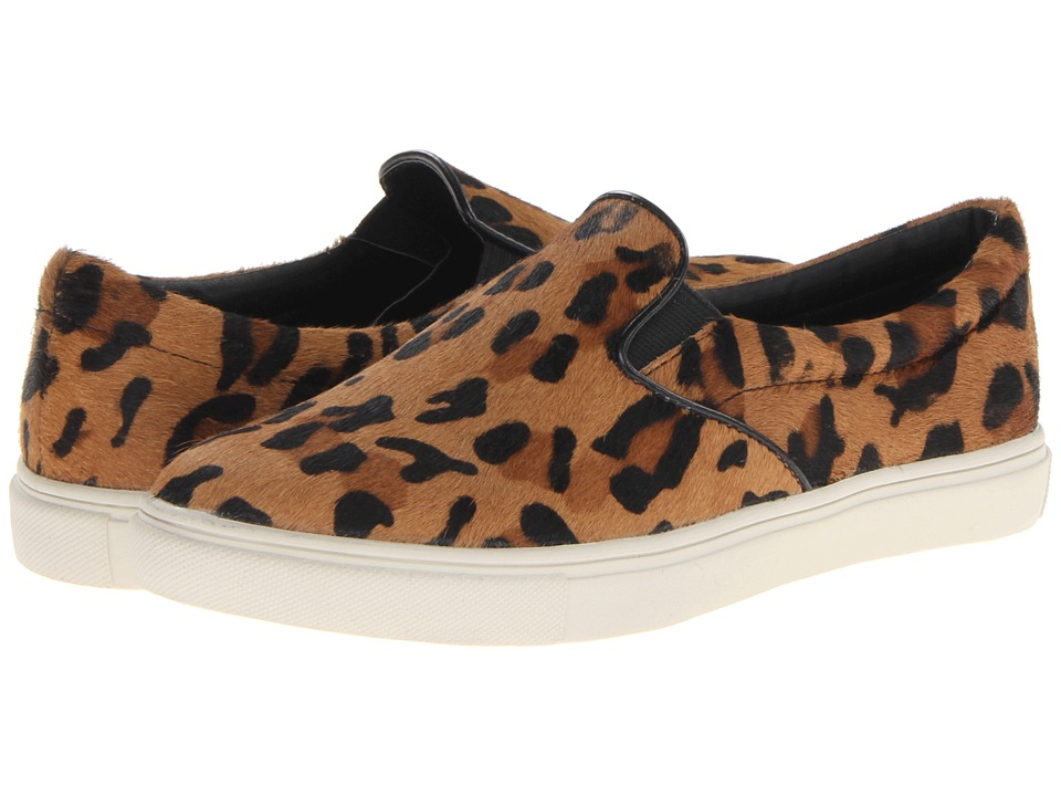 Steve Madden - Ecentric (Leopard) Women's Slip on Shoes
