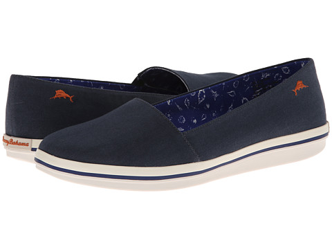 Tommy Bahama - Relaxology A-Line (Navy) Women