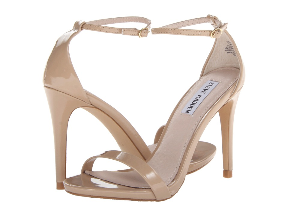 Steve Madden - Stecy (Blush Patent) High Heels
