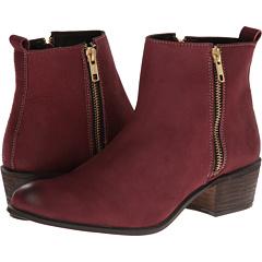 Steve Madden Neovista (Wine Leather) Footwear