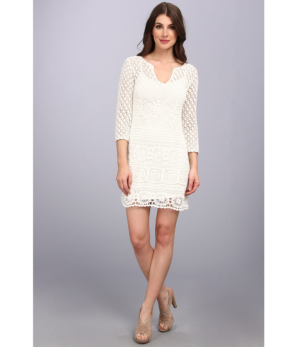 Trina Turk - Lanai Dress (Whitewash) Women's Dress