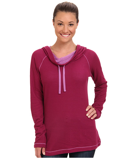 Columbia - Sweetheart Grove Hoodie (Dark Raspberry/Blossom Pink) Women