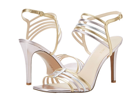 Nine West - Katherena (Gold MU Metallic) High Heels