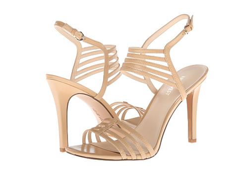 Nine West - Katherena (Light Natural Leather) High Heels