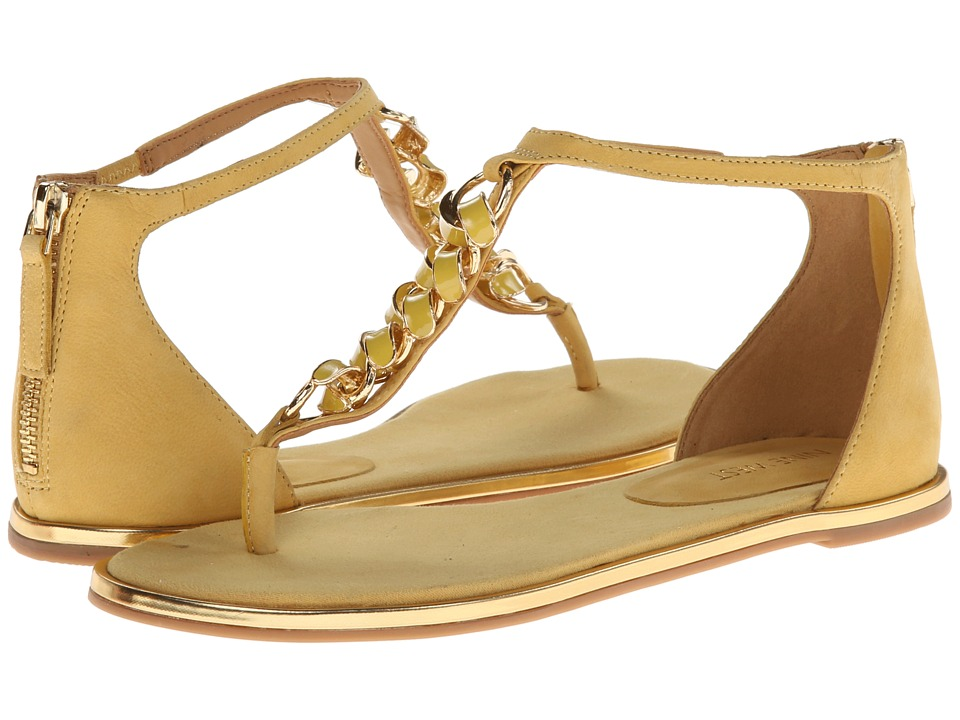 Nine West - Keylime (Yellow Nubuck) Women's Sandals