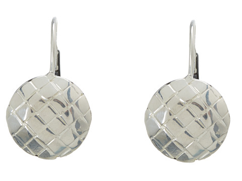 Bottega Veneta - Earrings (Silver) Earring
