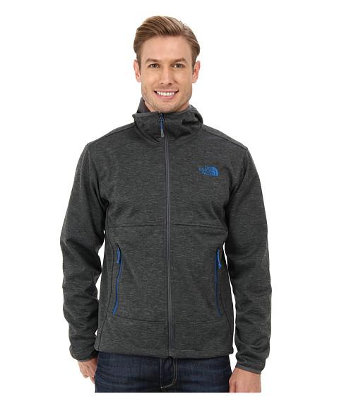 The North Face - Canyonwall Hoodie (Vanadis Grey Heather) Men's Sweatshirt