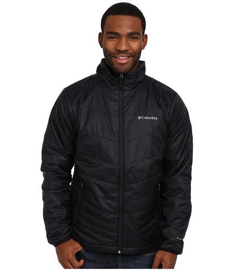 Columbia - Mighty Light Jacket (Black) Men's Coat