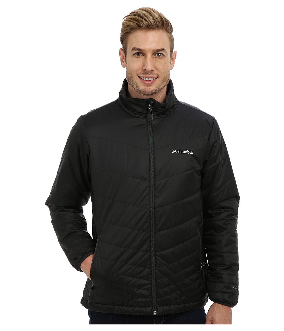 Columbia Mighty Light Jacket (Dark Moss) Men