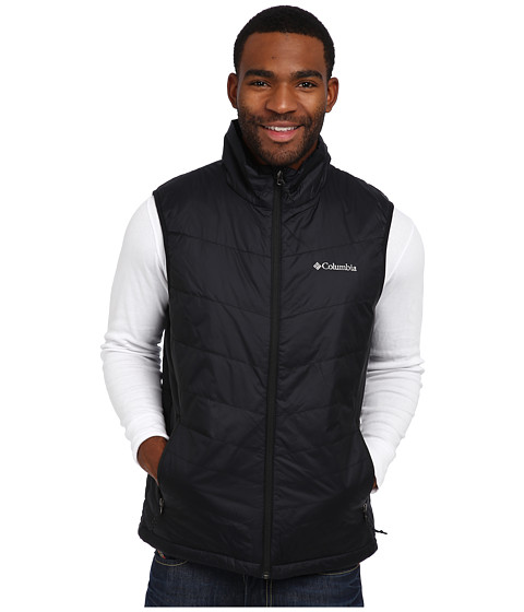 Columbia - Mighty Light Vest (Black) Men's Vest