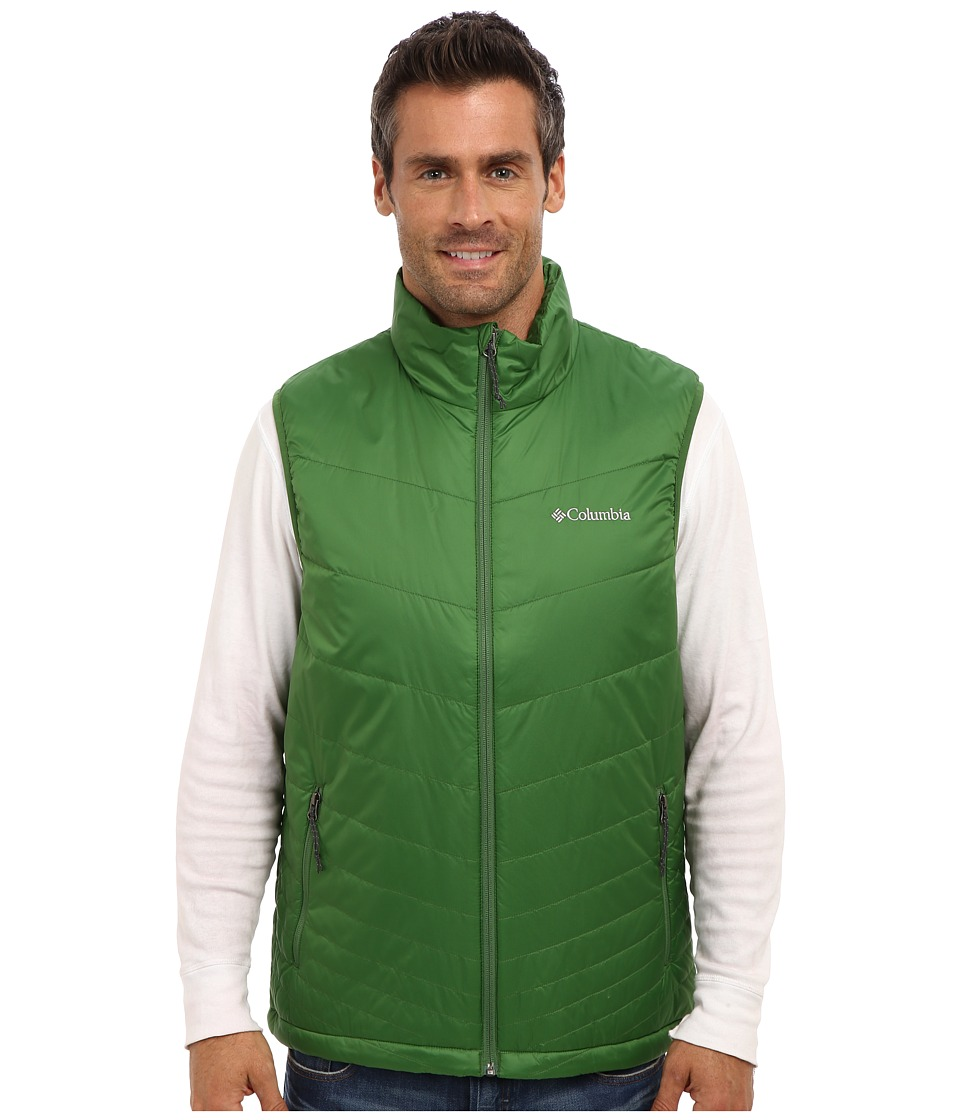 Columbia - Mighty Light Vest (Dark Backcountry) Men's Vest