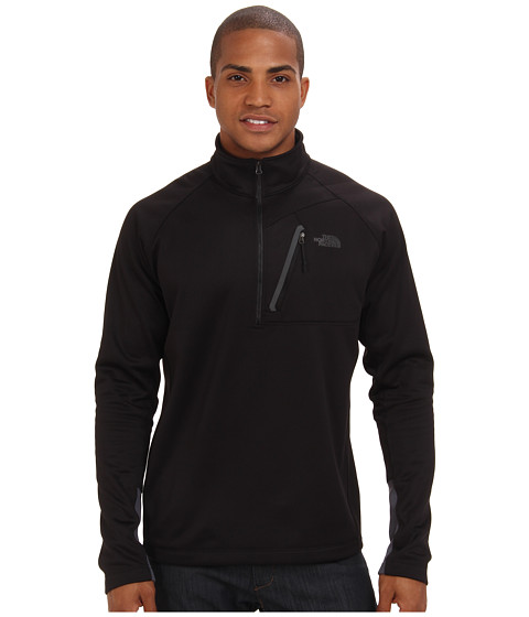The North Face - Canyonlands 1/2 Zip (TNF Black) Men