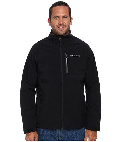 Columbia - Heat Mode II Softshell Jacket - Extended (Black) Men