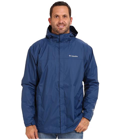 Columbia - Watertight II Jacket - Tall (Carbon) Men's Coat