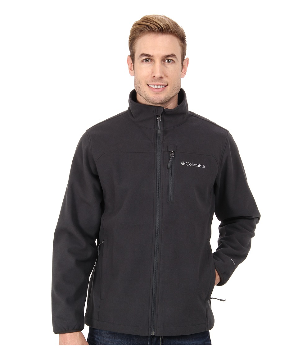 Columbia - Wind Protector Jacket (Dark Moss) Men's Coat