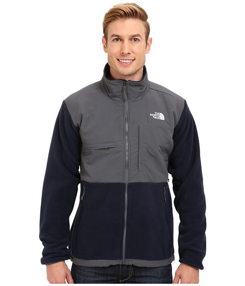 The North Face - Denali Jacket (Recycled Cosmic Blue/Vanadis Grey) Men