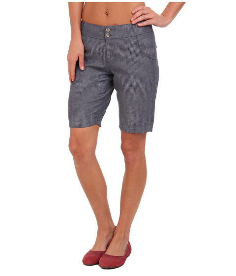 Columbia - Super Bonehead Short (Collegiate Navy Dobby) Women's Shorts