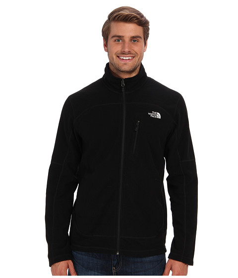 The North Face - Texture Cap Rock (TNF Black) Men's Coat