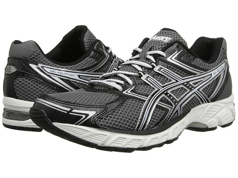 ASICS - GEL-Equation 7 (Charcoal/Black/White) Men