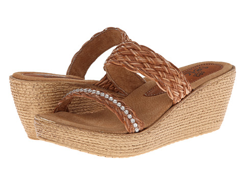 Sbicca - Kitts (Tan) Women's Slide Shoes