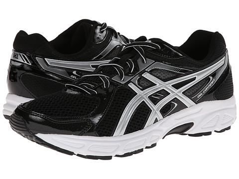 ASICS - GEL-Contend 2 (Black/Platinum/White) Men's Running Shoes