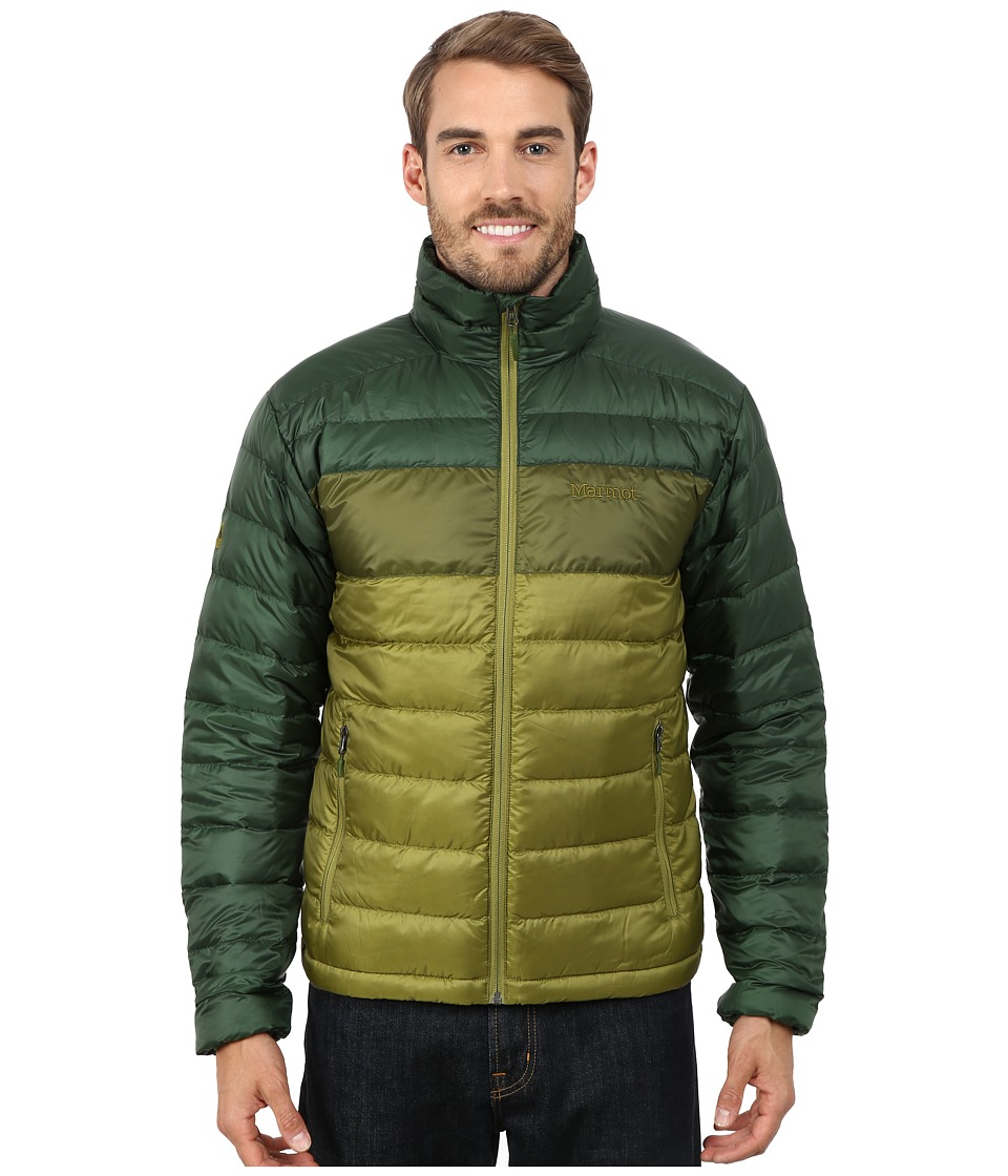 Marmot - Ares Jacket (Moss/Midnight Forest) Men's Coat