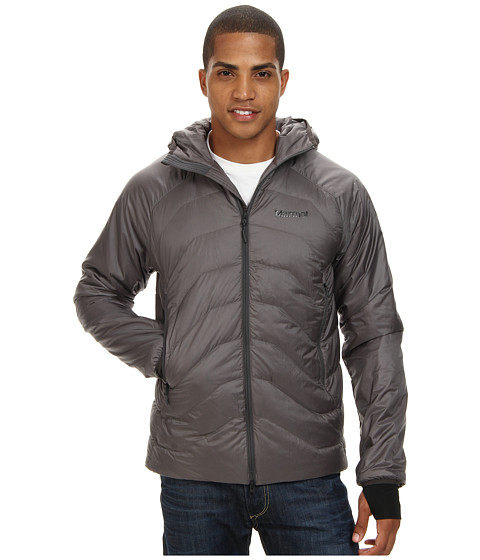 Marmot - Megawatt Jacket (Cinder) Men's Coat