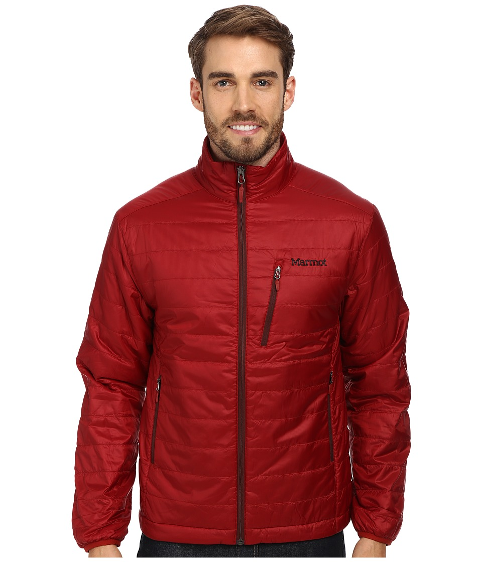 Marmot - Calen Jacket (Dark Crimson) Men's Coat